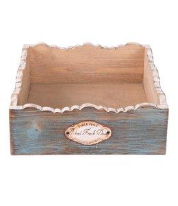 """Servietten-Box """"Blue Cottage"""""""