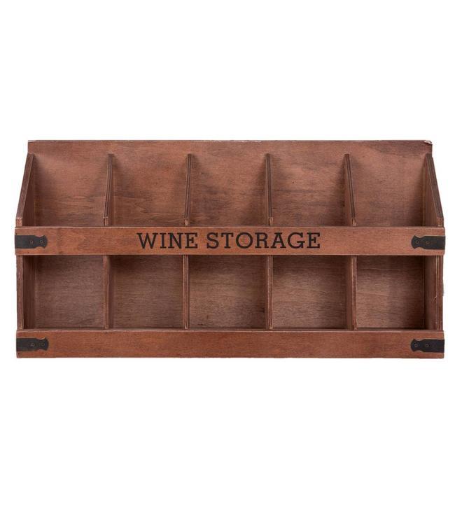 """Weinregal Landhausstil """"Wine Storage"""""""