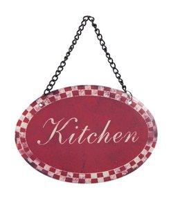 """Schild """"Kitchen"""""""
