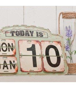 Kalender Vintage Kalender