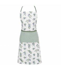 "Gartenschürze für Damen ""Olivengarten"""