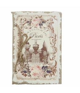 """Notizbücher Vintage Notizbuch """"Paris"""""""