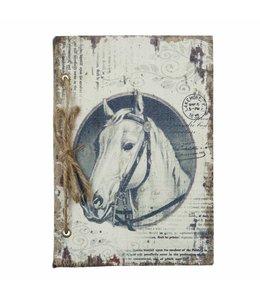 """Notizbücher Vintage Notizbuch """"Pferd"""""""