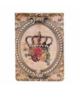 """Notizbücher Vintage Notizbuch """"Barock"""""""