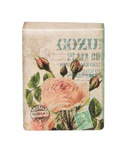 """Notizbücher Vintage Notizbuch """"Die Rosen von Luzern"""""""