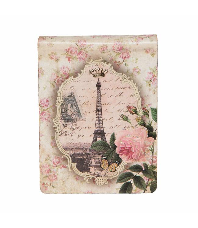 """Notizbuch """"Die Rosen von Paris"""""""