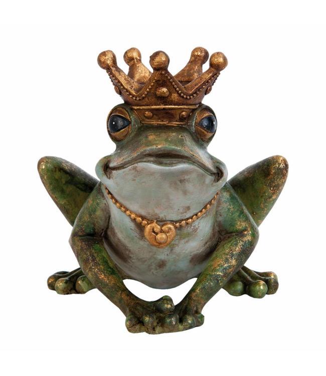 """Kerzenständer Landhausstil """"Froschkönig"""""""