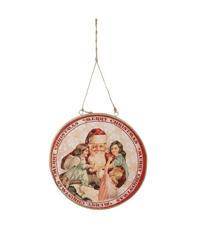 """Clayre & Eef Nostalgischer Weihnachtsanhänger """"Christkind"""""""
