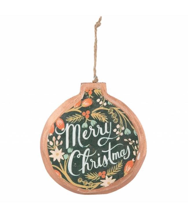 """Dekohänger """"Merry Christmas"""""""
