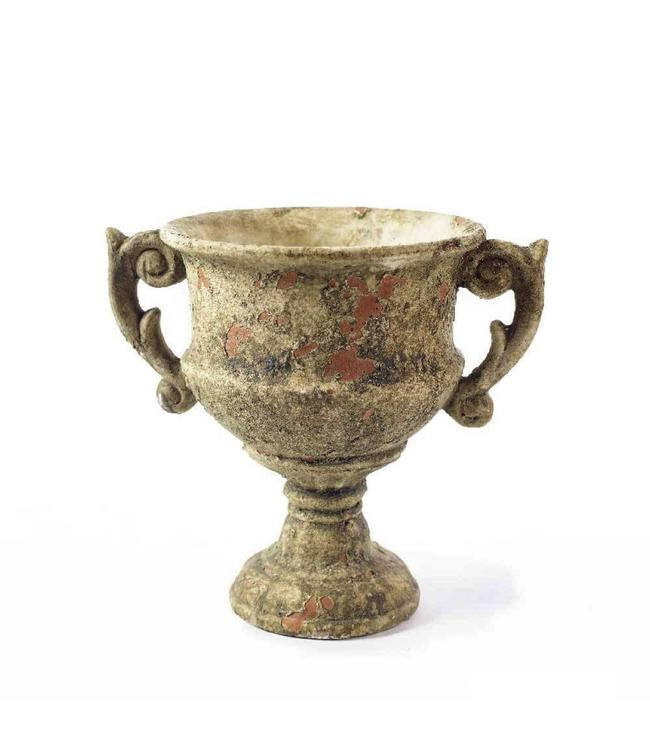 "Pokal ""Rustic"" Keramik"