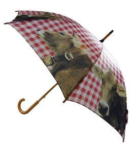 "Regenschirm Landhausstil ""Kuh"""