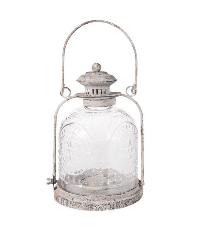 Teelichthalter Landhaus