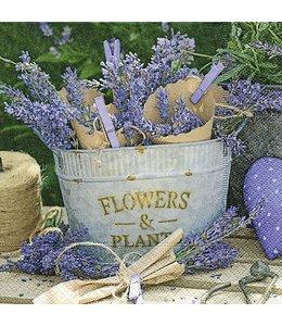 "Servietten ""Lavendel"""