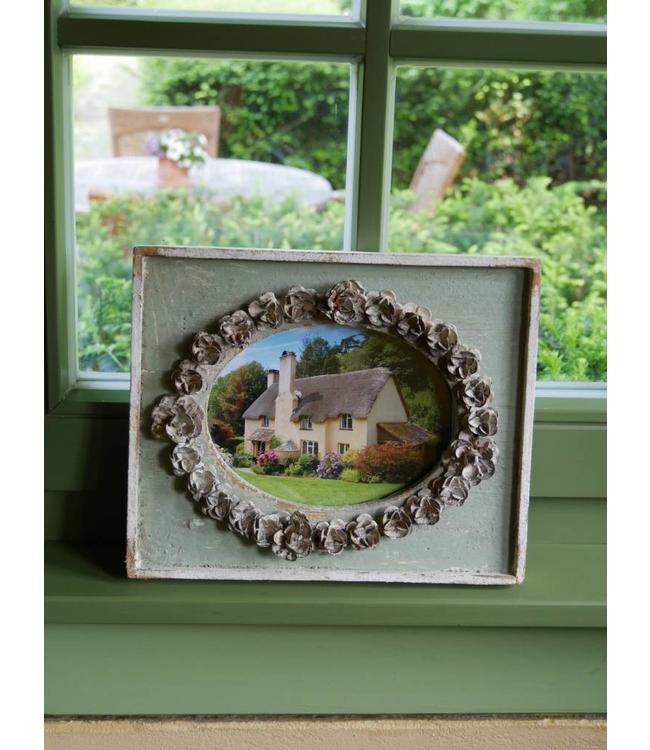"""Bilderrahmen """"British Cottage"""" Vintage"""