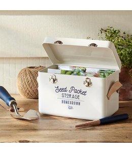"Burgon & Ball Pflanzensamen-Box ""Seid Packet"" Vintage"