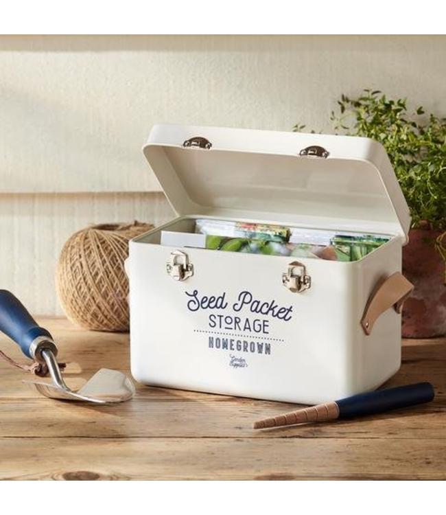 Burgon & Ball Pflanzensamen-Box