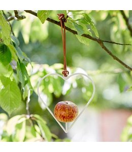 "Burgon & Ball Apfelhalter Landhausstil ""Love Birds"""