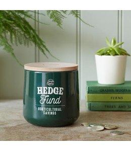 Burgon & Ball Spardose für englische Gartenfreunde