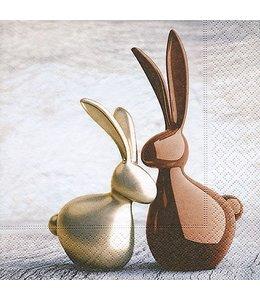 "Osterservietten Vintage ""Bunny Award"""