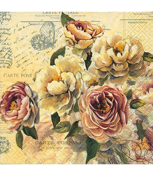 "Servietten ""Vintage Roses"""