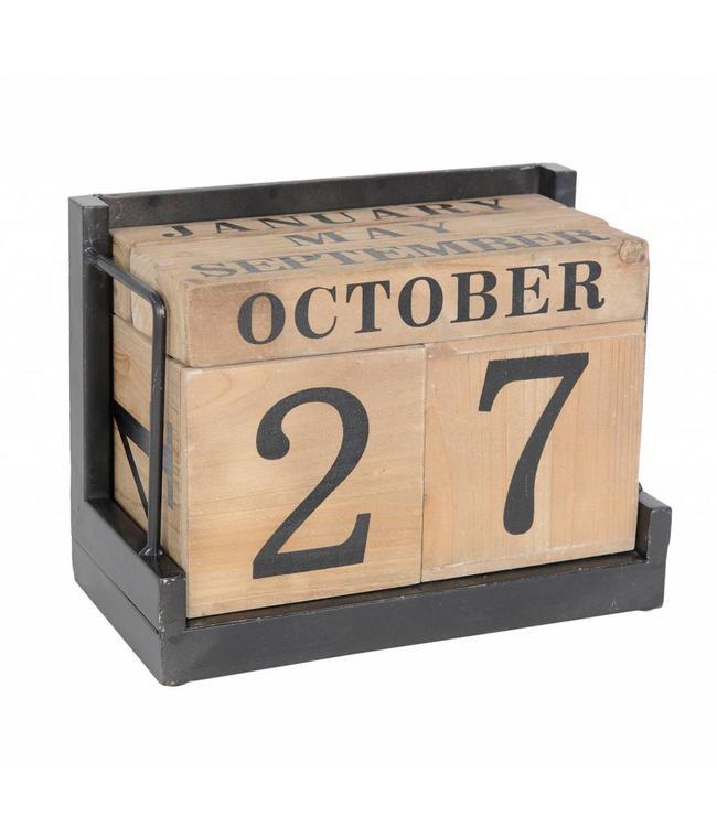 """Kalender """"Vintage"""""""