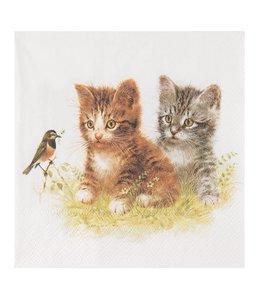 """Servietten """"Katzenkinder"""""""