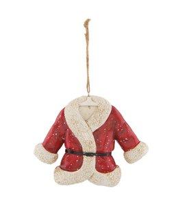 Clayre & Eef Nostalgischer Weihnachtsanhänger