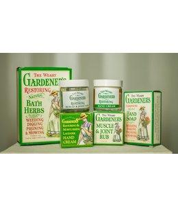 Weary Gardeners Set: Edle Wellness für Gartenfreunde