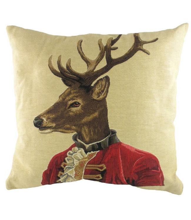 Kissenhülle Imperial Stag 45x45