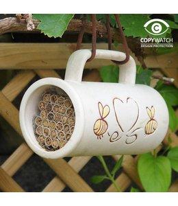 Bienenhaus Keramik