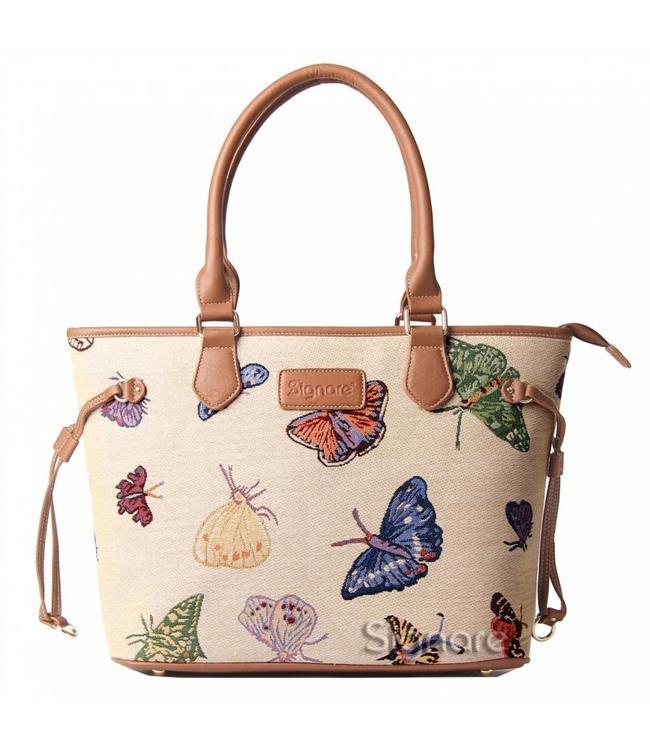 """Handtasche """"Schmetterlinge"""""""
