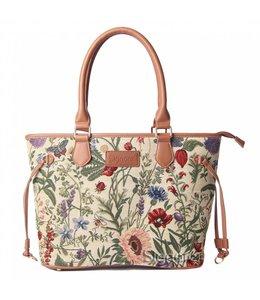 """Handtaschen Vintage Handtasche """"Gartenträume"""""""