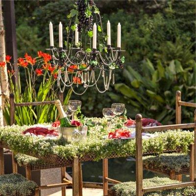 Gartendekoration