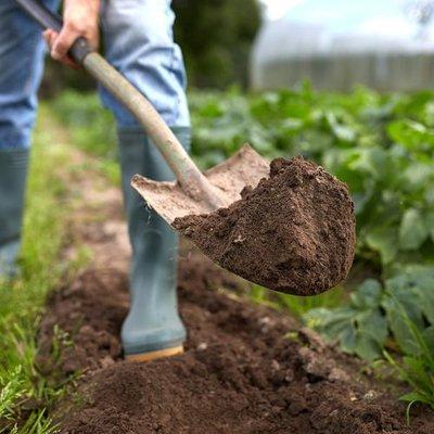 Lange Gartenwerkzeuge