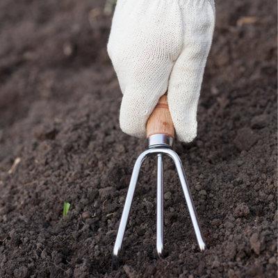 Kurze Gartenwerkzeuge