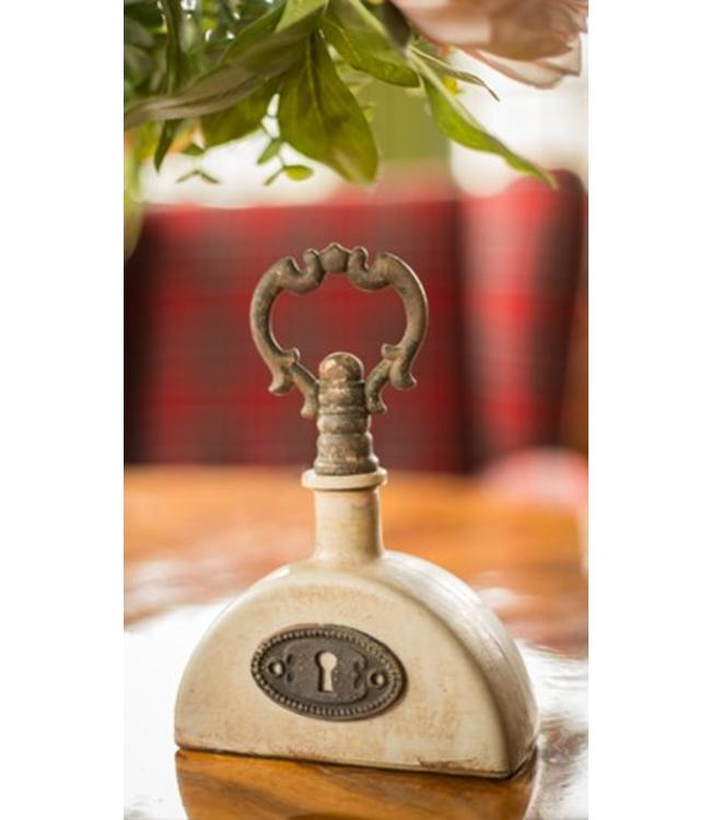 Deko-Weinflasche Vintage