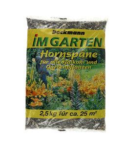 Hornspäne 2,5kg Stickstoffdünger