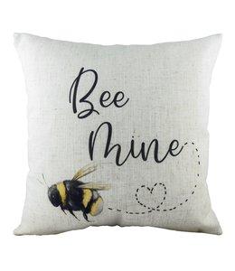 "Kissen Vintage Dekokissen Frühling 2019 ""Bee Mine"" 40x40"