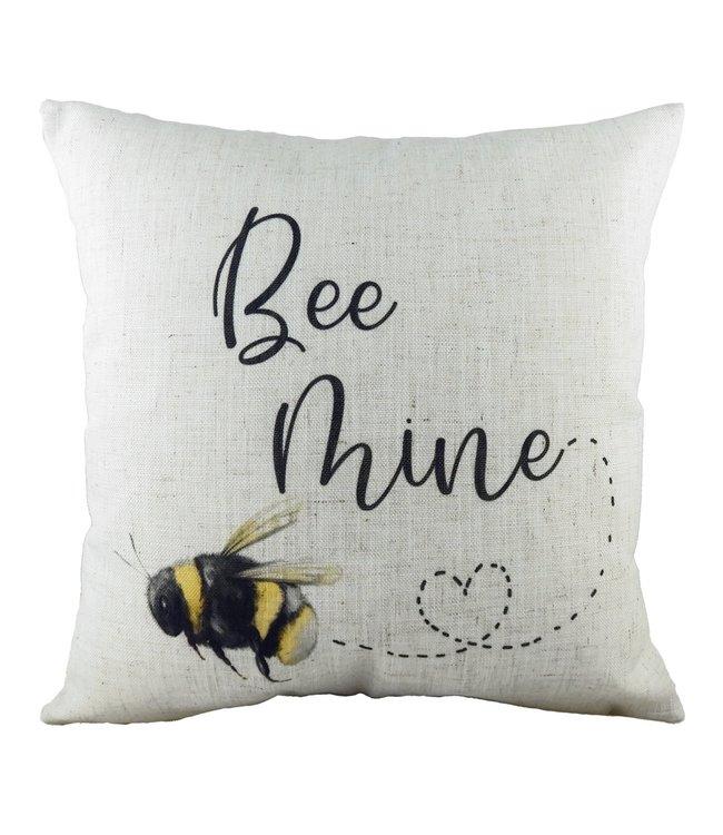 """Dekokissen Frühling 2019 """"Bee Mine"""" 40x40"""