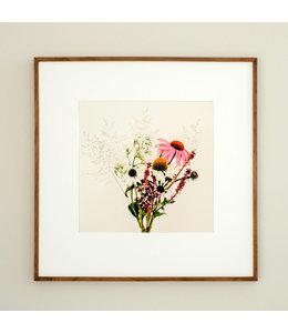 Jora Dahl Pink Prairie Print