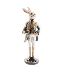 """Deko-Hase """"Sir Rabbit"""""""