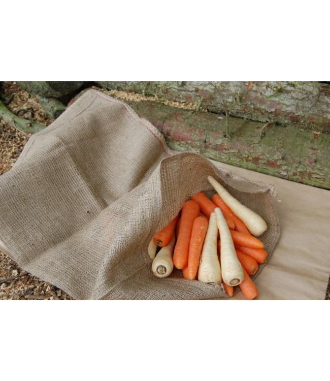 Jutesack für Obst und Gemüse Lagerung