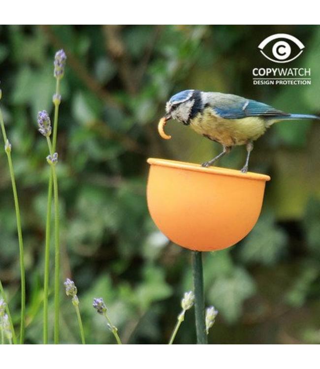 Futterbecher für Vögel