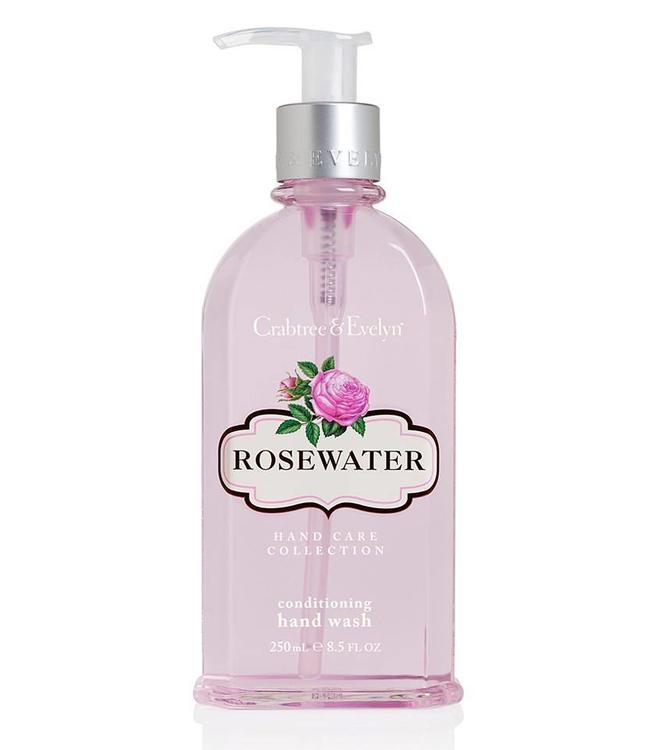 Pflegendes Handwaschgel Rosenduft