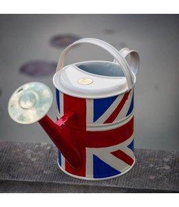 """Haws Watering Cans Metall-Gießkanne """"Union Jack"""" 4,5 Liter"""