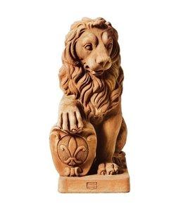 Terrakotta Löwe aus Italien