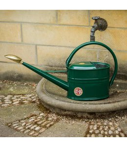 Haws Watering Cans Gießkanne Slimcan 5 Liter, dunkelgrün