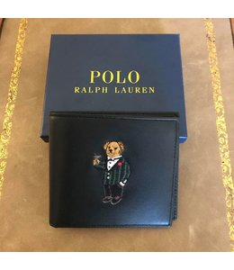 Ralph Lauren Brieftasche mit Polo Bear