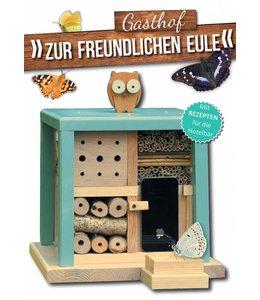 Luxus Insektenhotels Gasthof zur freundlichen Eule