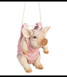 Deko Schwein, hängend
